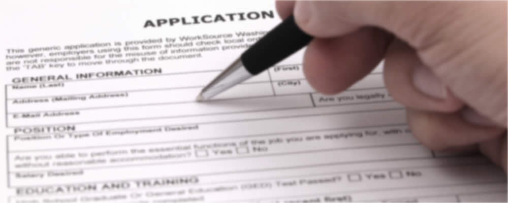 JDS Insurance Application Forms